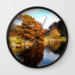 Arnold Arboretum Wall Clock