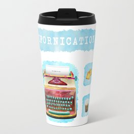 Californication Travel Mug