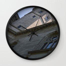 whiplash Wall Clock