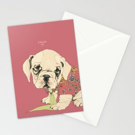 he would never do it, 2 Stationery Cards