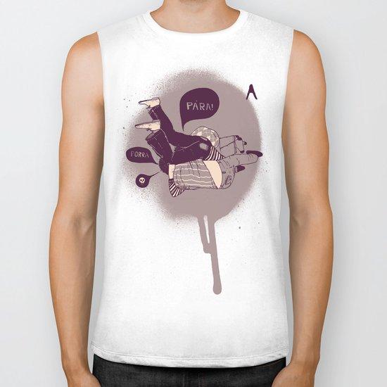 Vish Biker Tank