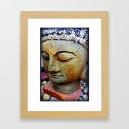Buddha Peace Framed Art Print
