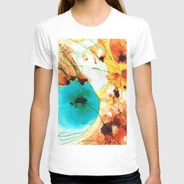 Modern Art - Potential - Sharon Cummings T-shirt