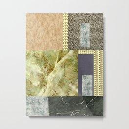 cozy texture . artwork Metal Print