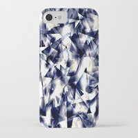 shining iPhone & iPod Cases featuring Shining by llande