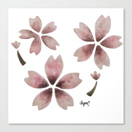 Spring Sakura 2018 Canvas Print