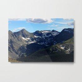 Rocky Mountain National Park, Colorado Metal Print