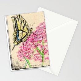 Collette's butterfly Stationery Cards