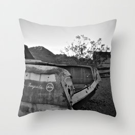 whose thirst is praise of clouds Throw Pillow