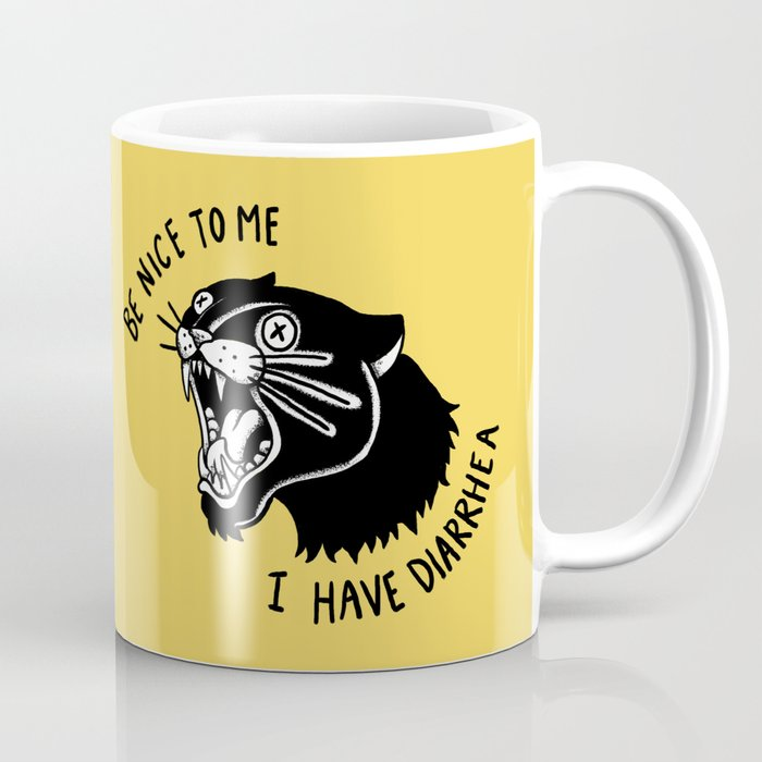 Panther Poop Coffee Mug