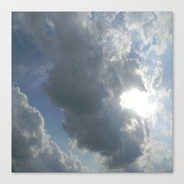 Clouds R Us Canvas Print