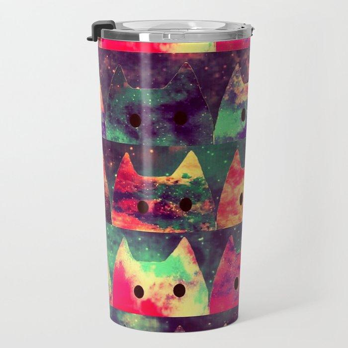 cats-131 Travel Mug