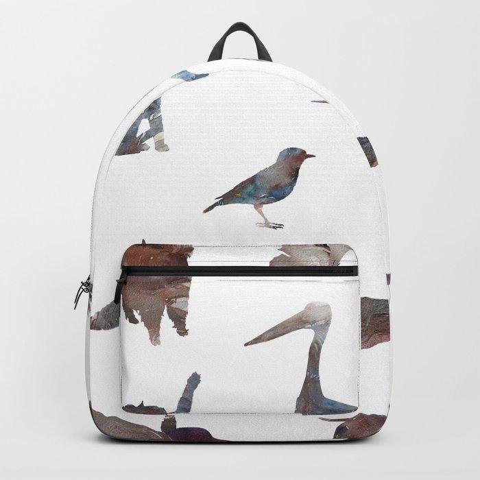 Zoo Pattern Backpack
