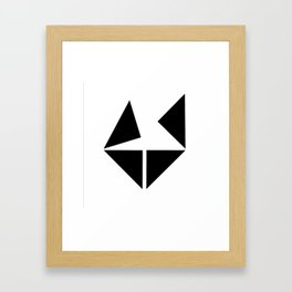 PK Framed Art Print