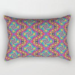 What Sensate Holds Power Rectangular Pillow