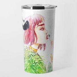 Lime Demon Travel Mug