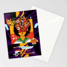 MALFORMED Stationery Cards