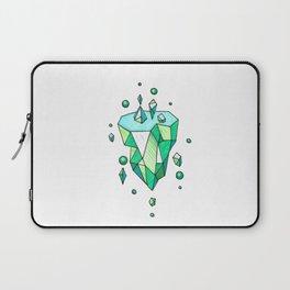 Little Emerald World Laptop Sleeve