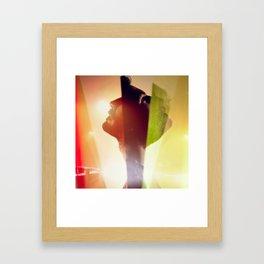 I Believe - Bright Light Bright Light Framed Art Print