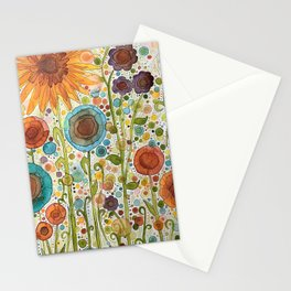 Florets Stationery Cards
