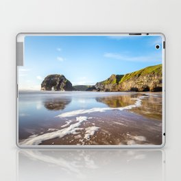 Nun's Beach Reflections Laptop & iPad Skin