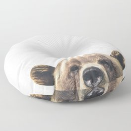 Bear Floor Pillow