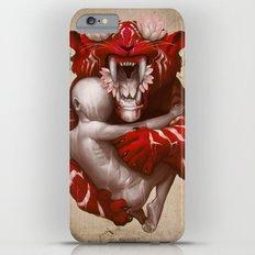 The Lotus Tiger iPhone 6s Plus Slim Case