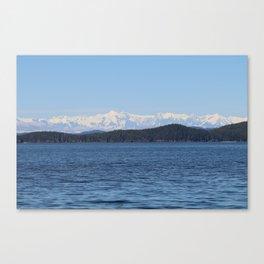 Prince William Sound Canvas Print