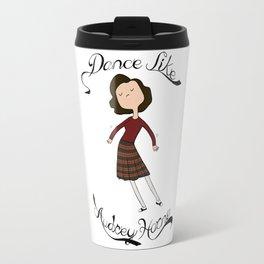 Dance Like Audrey Horne Travel Mug