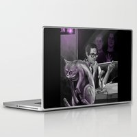 kevin russ Laptop & iPad Skins featuring Kevin?! by Justyna Rerak