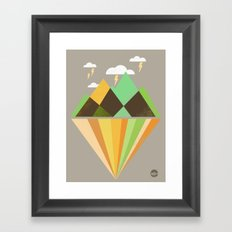 Void Dweller 2 Framed Art Print
