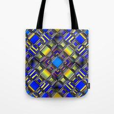 Diamond Graphix Tote Bag