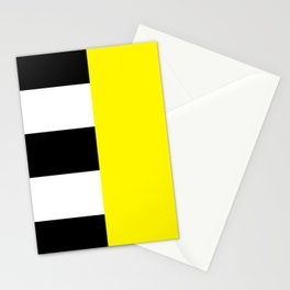Design6 Yellow Stationery Cards