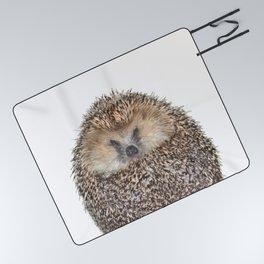 Hedgehog Picnic Blanket