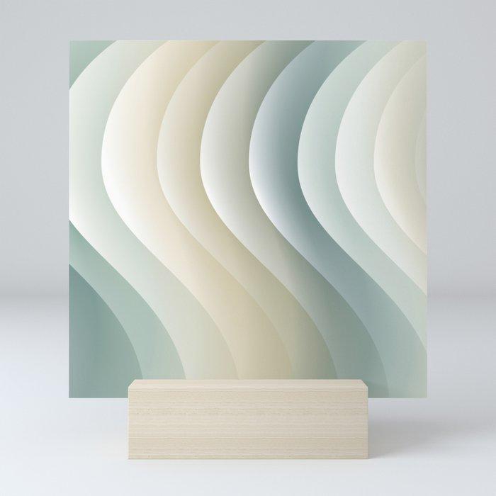 Pattern 16 Mini Art Print