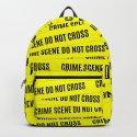 Crime Scene Tape Pattern by goddammitstacey