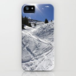 A New Season iPhone Case