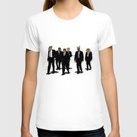 reservoir dogs T-shirts featuring Reservoir Dawgs by David Procter