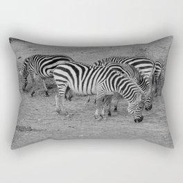 Cebras Rectangular Pillow