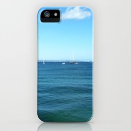 The Deep Blue iPhone Case