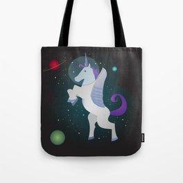 Space Pegacorn Tote Bag