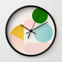 Abstraction_Minimal_Shapes_001 Wall Clock