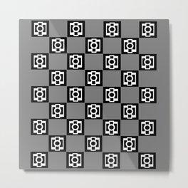 GreyStyle  Metal Print