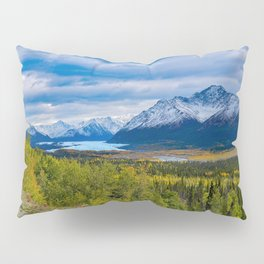 Matanuska Glacier, Alaska - Autumn Pillow Sham