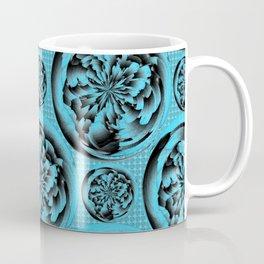 Turquoise pattern Coffee Mug