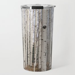 Trees of Reason - Birch Forest Travel Mug