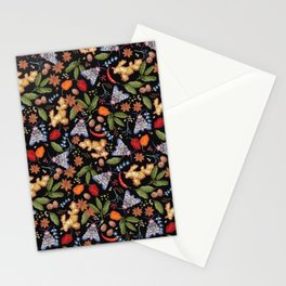 Wild spices Stationery Cards