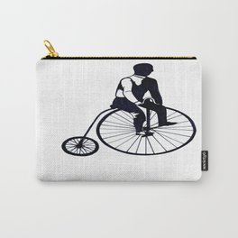 Vintage Bike Carry-All Pouch