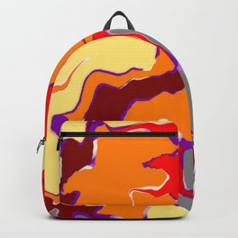 Abstract design pattern Backpack