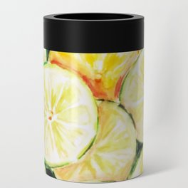 Limes and lemons Can Cooler